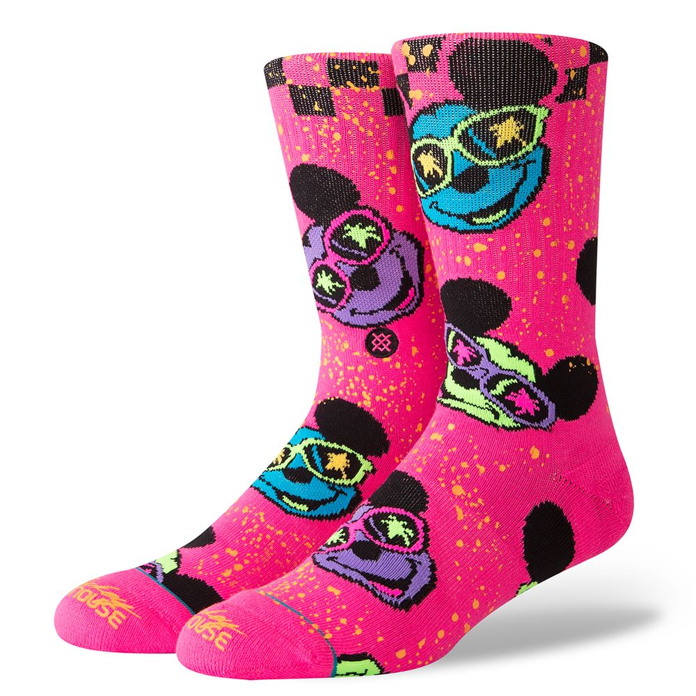 Meia Stance Surprise Party Pink | Compre Agora - Gladius