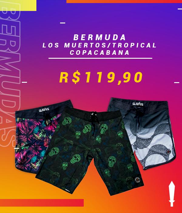 Bermudas Gladius Promo
