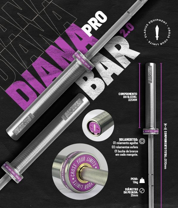 Barras Diana Pro 2.0