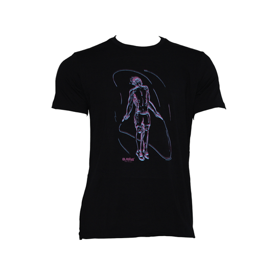 Camiseta Gladius Double Under Masculina Cam Gld Double Under Pt M P