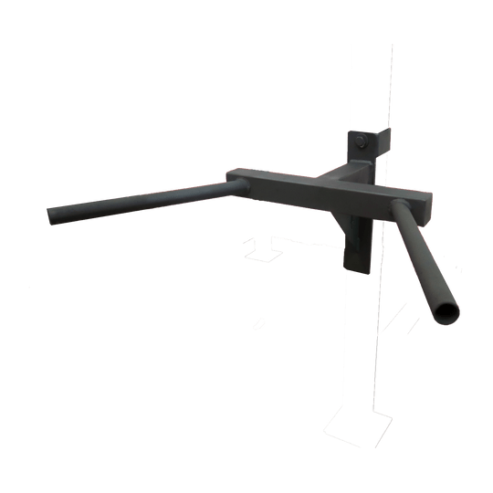 Dip Bar (Suporte para Triceps) Dip Bar 80x80 cm